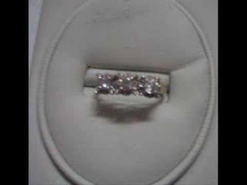 Sparkling 10 Karat Diamond Ring - Good for a gift