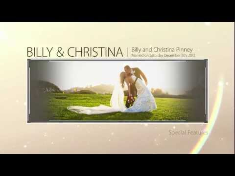 DVD / Blu-ray Motion Menu Template - Classic Harmony