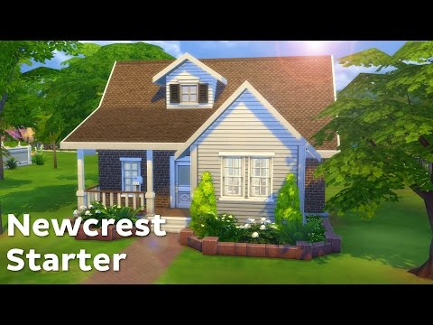 The Sims 4: House Building - Newcrest Starter