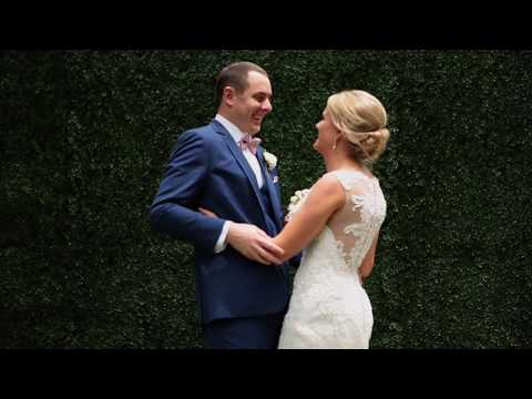 Zach and Chancey's Beautiful Wyche Pavilion Wedding // Greenville, SC Snippet 9
