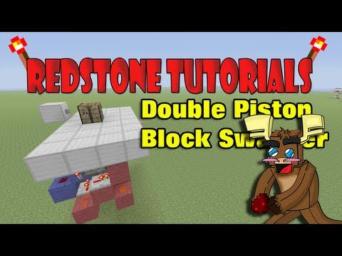 Double piston Block swapper