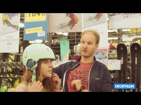 Decathlon UK Advice: How to choose your ski helmet...