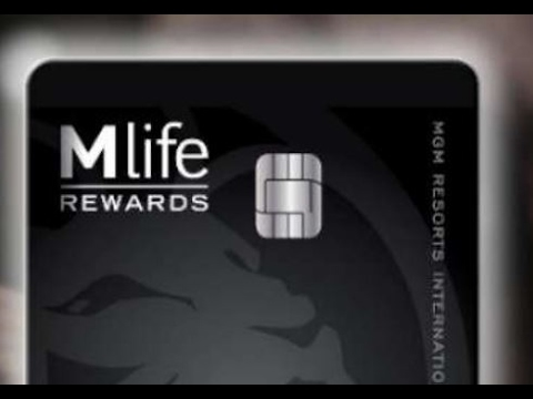 Getting the MGM, Mlife credit card in Las Vegas