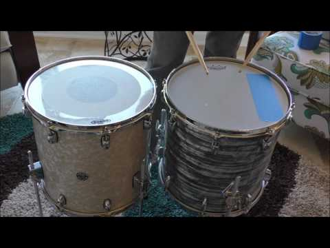 Getting Better Tone from REMO Silentstroke Drum Heads