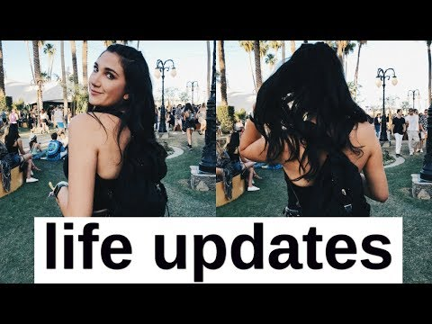 life updates ☆ summer plans, internship, major + senior year things ☆