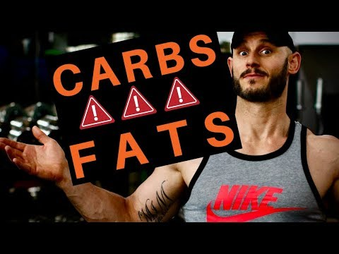 How To Get Lean | Nutrition Hack | When & How To Eat Carbs & Fat