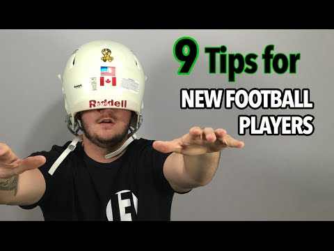9 Tips for Players New to Football