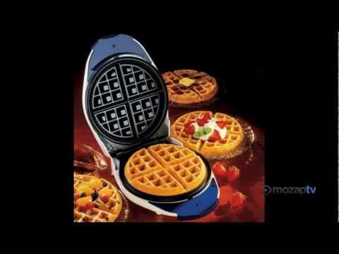 Proctor Silex Waffle Iron Baker 26500Y