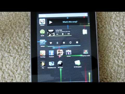 How To: Rotate the Nexus 7 Home Screen