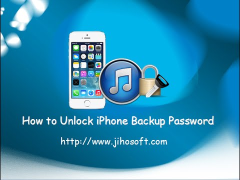Forgot iPhone Backup Password? How to Unlock iPhone Backup Password