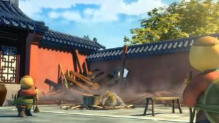 Legend of Kung Fu Rabbit - Trailer