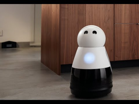 This Cute Home Robot Takes Videos of You