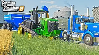 FARMING SIMULATOR 2017 FS17 FS19 THE SQUAD FARMS JOHN DEERE MODS