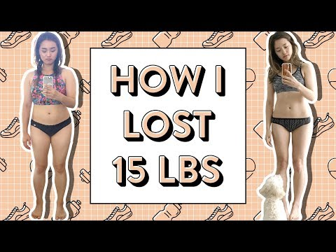 How I Lost 15 Pounds | 10 Easy Diet Tips