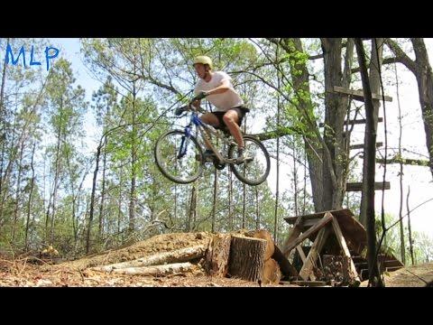 [MTB] Then To Now: Backyard Bike Park