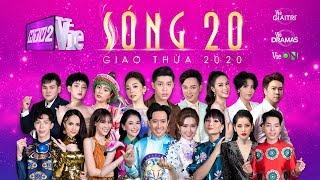Sóng 20 - Chương trình giải trí đặc biệt đêm Giao thừa 2020 quy tụ hơn 100 nghệ sĩ hàng đầu Việt Nam