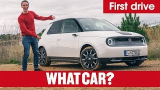 2020 Honda E review – the electric car of the future? | What Car?