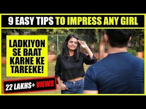 How To Talk To Girls - Hindi Video   Ladki Se Baat Karne Ke 9 Tips   BeerBiceps Communication Skills