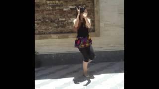 Beautiful Dance by Persian Girl - Raghs Irani - رقص زیبای دختر ایرانی