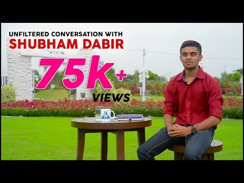 Post GATE interview tips and tricks with Shubham Dabir(AIR 75)
