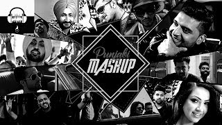 Punjabi Nonstop Mashup March 2019 |Extended Mix|Unknown DJ|Top Punjabi Hit Songs| Sakhiyaan, & More
