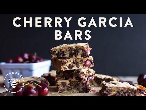 Cherry Garcia Bars!
