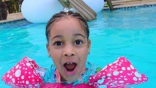 FamousTubeKIDS Swimming Pool Best Moments (Part 2)