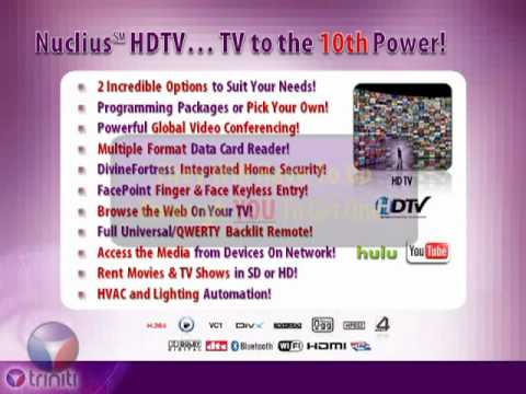 HDTV....TV to the 10th Power