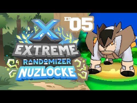WE'VE SEEN SO MANY LEGENDARIES! - Pokémon X Extreme Randomizer Nuzlocke w/ Supra! Episode #05