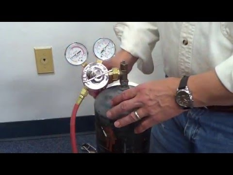 How to Assemble and Operate a Smith Acetylene Torch