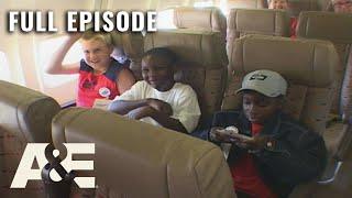 Airline: Rowdy Kids Disrupt Flight From Las Vegas - Full Episode (S1, E3) | A\u0026E