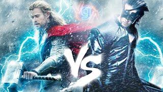 Krrish Vs Thor (Epic Fan Made Trailer)