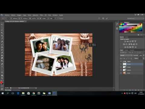 Collage en Photoshop CS6