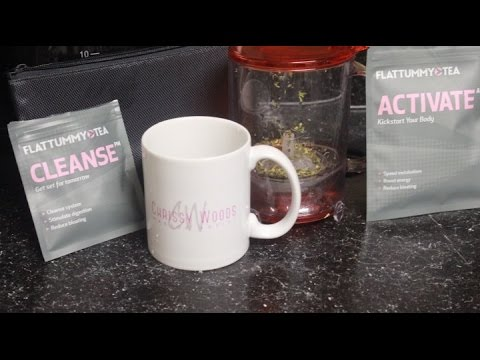 How to Prepare your Flat Tummy Tea | Chrissy Woods