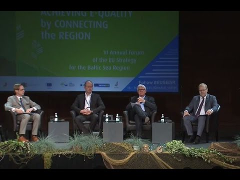 Plenary Session (3): Overcoming Barriers for e-Connectivity - Unlocking the Potential for e-Quality