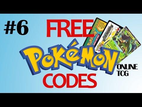 #6 FREE POKEMON TCG ONLINE CODES - SCEPTILE EX, LEGENDARY TREASURES, DRAGONS EXALTED