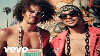 LMFAO - Sexy And I Know It (Behind The Scenes)