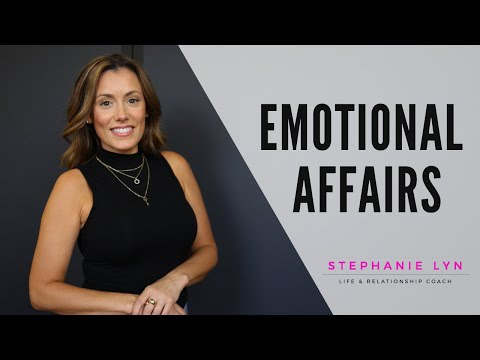 Emotional Affairs | Is your partner cheating?