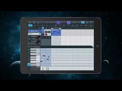 Cubasis Midi Routing & Review for iPad iOS