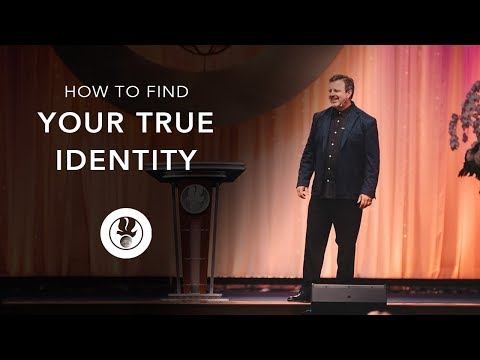 How to Find Your True Identity - Kris Vallotton | April 8, 2018