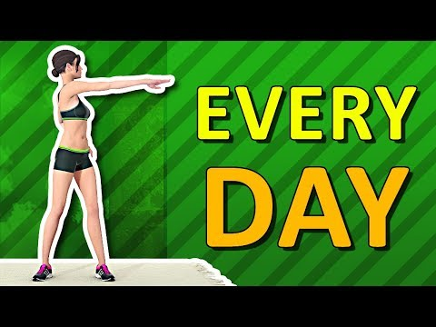 Workout To Do Everyday - Burn Fat + Get Lean + Look Great