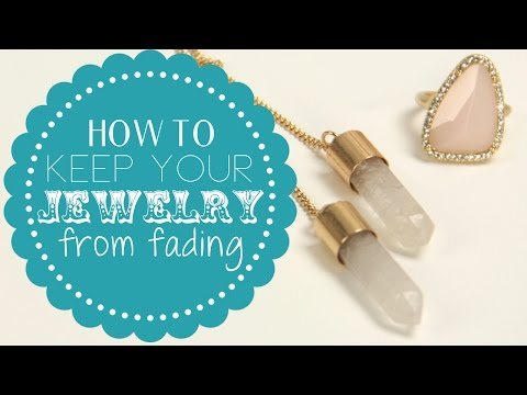 How To Keep Costume Jewelry From Rusting and Tarnishing  | DecorateYou