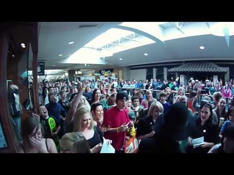 Bam Margera: Contour at Zumiez