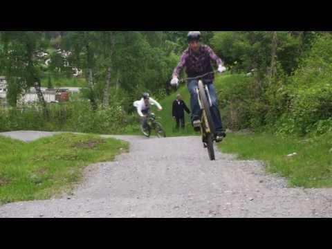 Laax, Kids Pumptrack