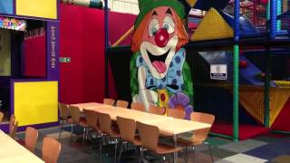 Clowntown Children Play Centre in Finchley