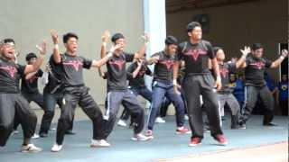 Haka dance Kolej Komuniti Selayang(SVD 2D/3D)