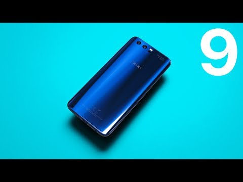 Honor 9 Review - GREAT OnePlus 5 Alternative?