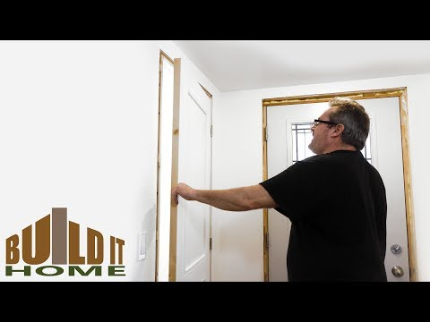 How To Install A Door / How To Hang A Door
