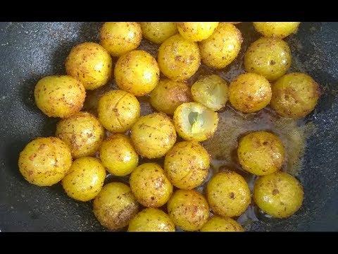 Instant Awla Pickle | Amle Ka Achar | Gooseberry Pickle Recipe