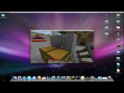 How to Install Plugins on a Bukkit 1.8.1+ Server (iConomy) Mac/PC [HD]